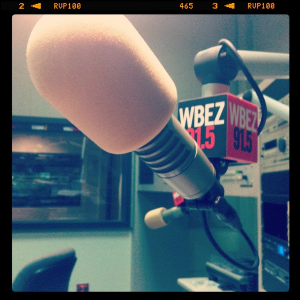 WBEZ Newsroom