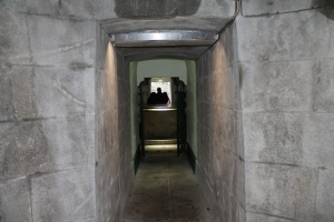 Tunnel leading to Daniel O'Connell's crypt