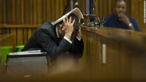 Oscar Pistorius ordered to go to psychiatric hospital today