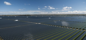 The largest solar plant in the world is now fully operational