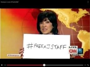 Grim One Year Anniversary For Al Jazeera's JailedJournalists